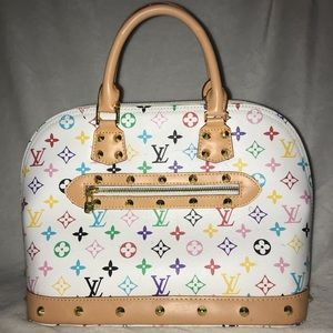 Louis Vuitton Multicolor Alma Bag